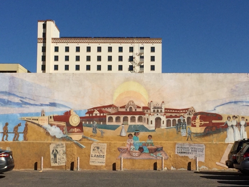 ABQ Art and History: Downtown-Old Town