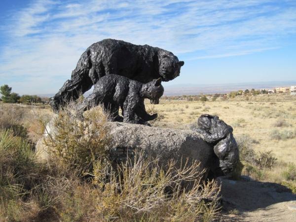 Bear Canyon Arroyo