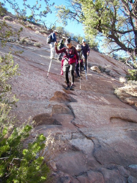 Red Rocks Crossover