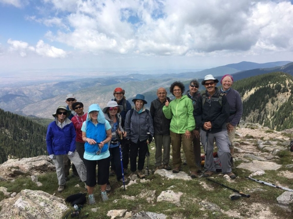 Ravens Ridge to Deception Peak